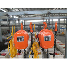 China for Best DHS Electric Chain Hoist,DHS Type Electric Hoist,DHS Endless Electric Chain Hoist,DHS Type Electric Chain Hoist for Sale Heavy Duty Small Electric Power Crane Hoist export to Germany Factory